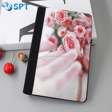 Blank Heat transfer wallet leather case for Ipad mini1/2