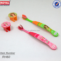 manual kids toothbrush/2016 home novelties/tongue cleaner