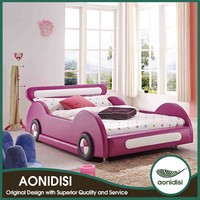 Hot Sale High Quality Customized Color Sport Car Beds
