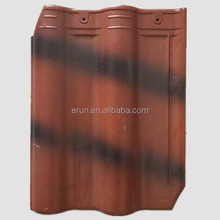 Best selling recycled professional Construction Materials make roof tile