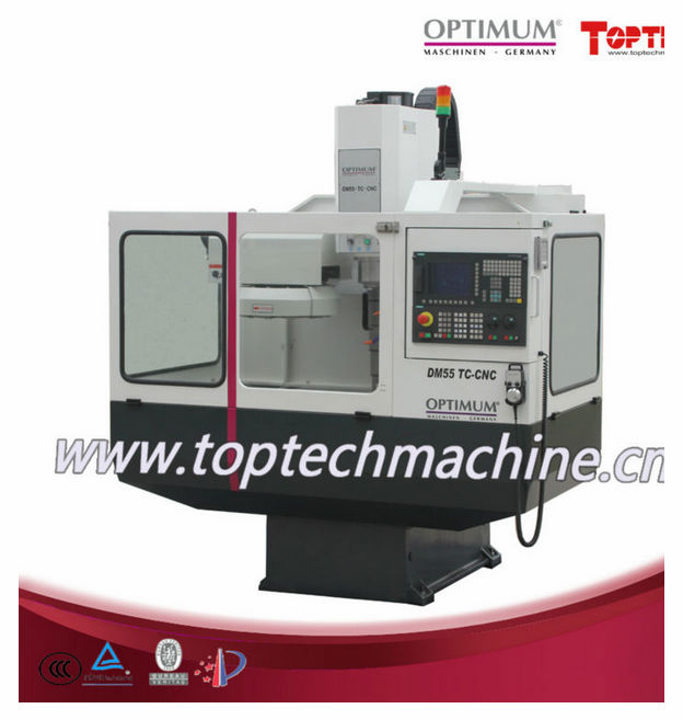 HIGH PRECISION CNC SMALL DM55 TC MILLING MACHINE FOR SALE