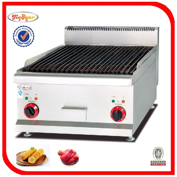 Bench Top Electric Lava Rock Char Grill(EB-689)