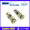 No Error T10 Pure White 22-SMD LED Parking Lights 2525 2825 2821 921