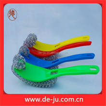 Short Handle Kitchen Pot Cleaning Brush