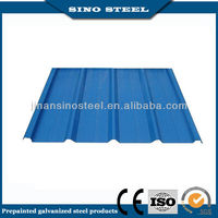 Z40 coating PPGI Pre-coated Roofing Sheet for building material