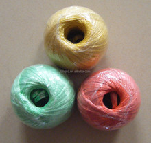 multifunctional colorful pp foaming twine