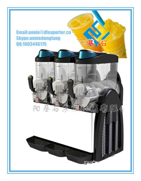 smoothie slush machine/ granita slush machine/ slush machines china