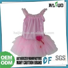 New Product Customized Imported Kids Dress