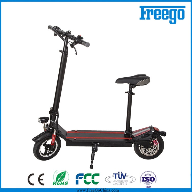 Chinese 350w Electric Scooter Motor Fastest Folding