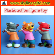 OEM plastic pvc action figure model, multi design custom action figure for wholesale