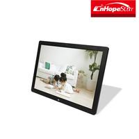 Big size led 17 19 21.5 23.6 inch digital photo picture frame