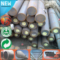 High Quality Large Diameter Forged Steel Round Bar By Turning ASTM 1045 105mm Hot Rolled Bright Round Bar Manufacture