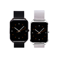 New Products 2018 Mobile Custom Smart Watch Phone Z60 Smartwatch Phone With Skype