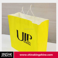 2015 high quality cheap kraft wholesale paper bags,custom logo wholesale paper bags