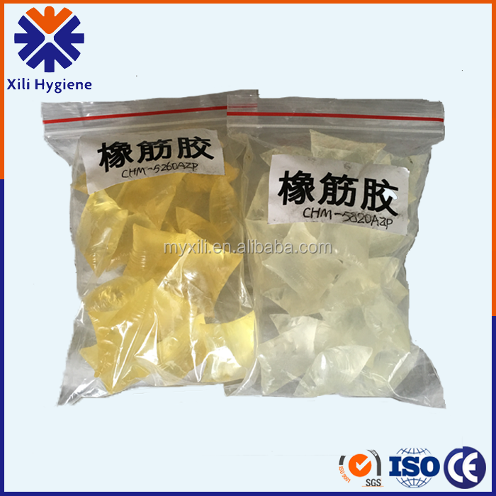 Elastic glue Hot Melt Adhesives for Baby Diaper Raw Materials