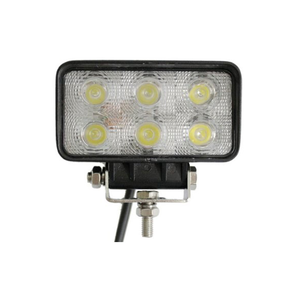 Car accessory IP67 Square 4inch 18W off road led driving light work led light for atv utv suv
