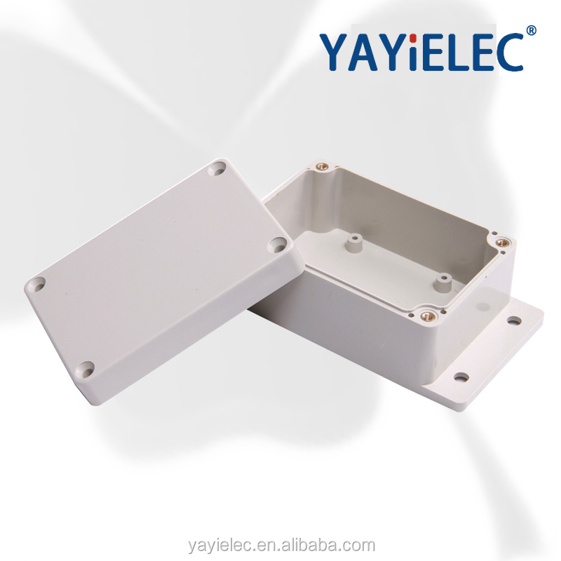 Large Plastic Waterproof Box, Electrical Control Enclosure IP67 Distribution box