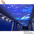 Building materials stretch waterproof ceiling film for shopping mall modern ceiling design online shop new inventions in China
