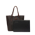 Famous brand designer classical vintage real cow crazy horse lady genuine leather hand bag handbag for women