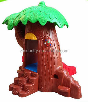 2017 trending products plastic children outdoor playhouse