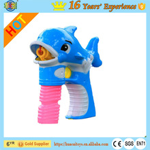 Fish Battery Powered Bubble Gun Toy