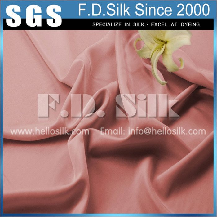 Japanese Silk Fabric in Solid Colors