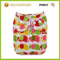 High Quality Baby Leak Guard Washable and Resuable Cloth Diaper,Baby Diapers for Wholesale China