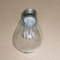 High Quality best price glass replace globe bulbs hot sales on S14 warm white
