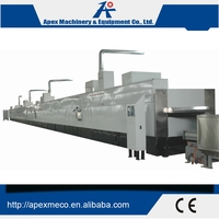 Top quality by PL control electric bread baking oven