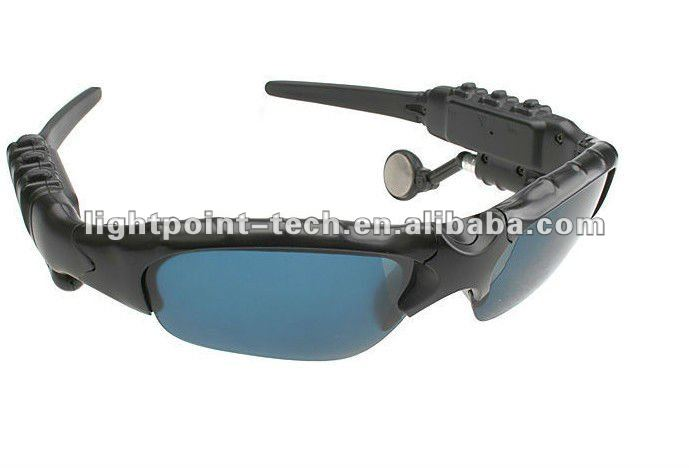 FM hidden camera sunglass with vedio and MP3 function