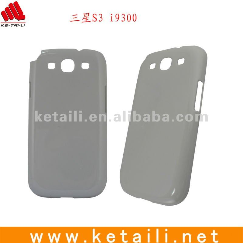 Hot Selling TPU Case For Korean Samsung Galaxy S3