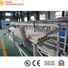 Top quality latest plastic pipe making machine for pvc pipe