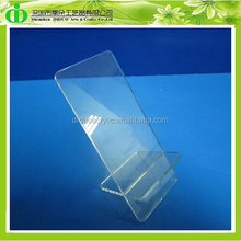 DDI-M0013 Promotional Cellphone Store Display Fixture, Cellphone Holder, Acrylic Electronic Display Stand