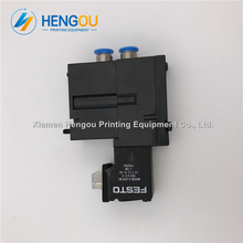 5 pieces Free shipping Heidelberg printing parts offset printing machine electrical spare parts valve M2.184.1121