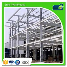 China metal buildings pre-engineered metal warehouse factory