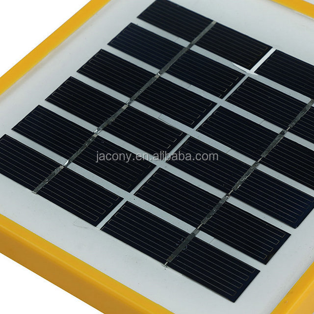 Solar 12LEDsolar panel kits Remote Control USB charger(JL-4512)