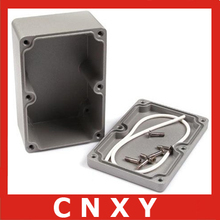 Cast aluminum IP67 junction enclosure wall mounted