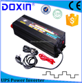 DOXIN 12vdc to 220vac solar inverter 2000w with charger