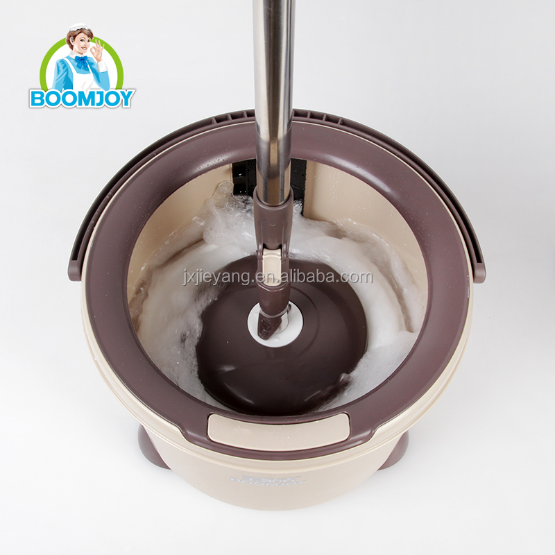 Boomjoy PD-03 Convenient durable replacement parts home floor easy cleaning equipment spin mop