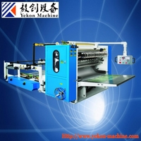 Automatic hand towel interfolding machine (N-fold)