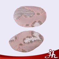 Fashion lady lace gel foot corn pad self-adhesive silicone gel calluse pads