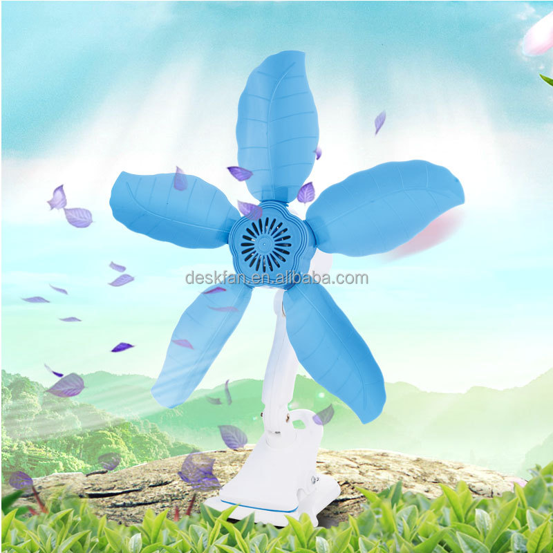 Promotional China wholesale safety 5 blade clip table multipurpose electric wall fan