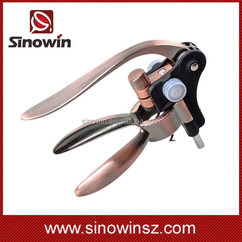 New Design Zinc Alloy Rabbit Wine Opener Set