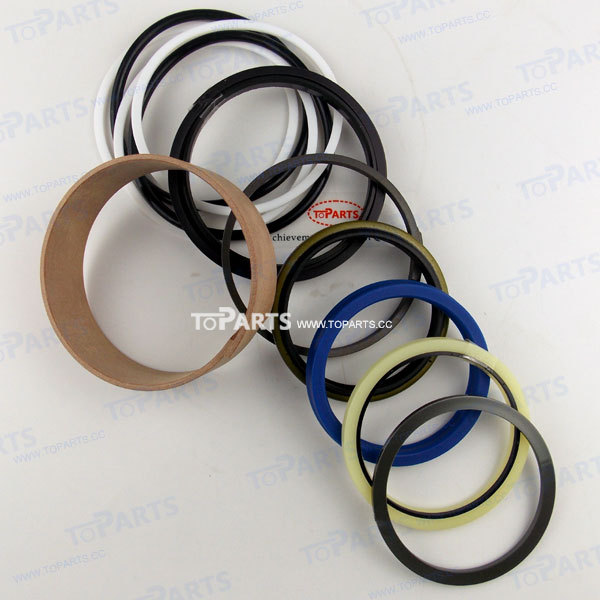 Hydraulic Cylinder Seal kit For Backhoe loader cylinder E70B Boom seals kit E70B Excavator Hydraulic spare parts