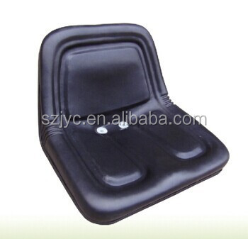 Simple Tractor Parts Tractor Seat Universal Agricultural Seat PVC With Waterproof Cover JD-Y01