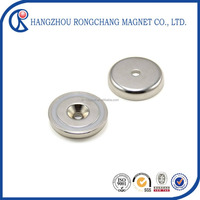 Single pole magnet