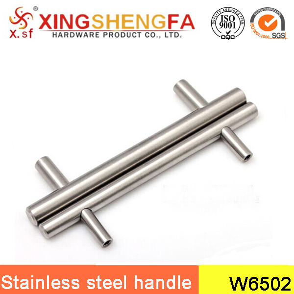 Cabinet Drawer Door Pull Handles Stainless Steel T Bar Wardrobe Handle