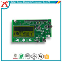 Circuit board kits electronic meter pcb assembly