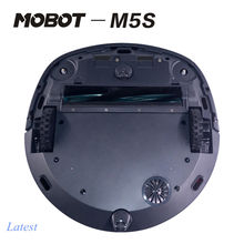 Smart Memory Navigation True Cyclone Robot Vacuum Cleaner 4800 Pa Super Suction
