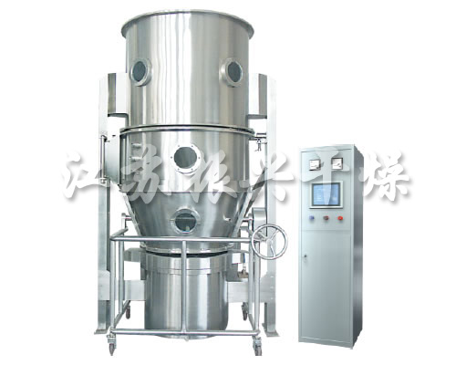 sugar granulating and coating